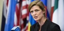 UN Ambassador Samantha Power hints at removal of Russia from Security Council over Syria