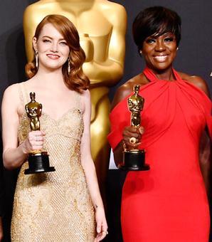 Oscars 2017: Emma Stone, Viola Davis win!