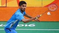 Badminton ace Kidambi Srikanth explains how tennis legend Roger Federer inspires him
