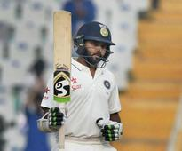 Wriddhiman Saha rested for Mumbai Test, Parthiv Patel to play: Reports