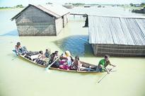 Floods keep boatmakers afloat