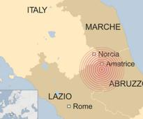 30 missing after avalanche hits Italy hotel