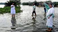 Mamata Banerjee visits flood-affected districts, says Bengal yet to receive relief package from Centre