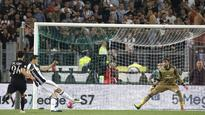 Super-sub Morata helps Juve to title; Milan miss Europa bus