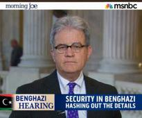 GOP SENATOR: There's A 'Glaring Omission' On Benghazi That Will Eventually Cause 'Real Trouble'