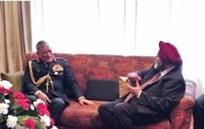 Indian Army Chief Visits Nepal and Bangladesh