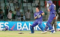 Brad and batter for Rajasthan