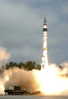 India's lone missile test firing range faces sand erosion