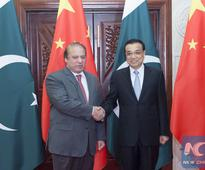 Chinese, Pakistani premiers exchange congratulations over 65th anniversary of diplomatic ties