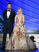 Frozen's Kristen Bell is a fairytale princess in Zuhair Murad at the Emmys
