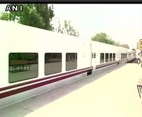 Indian Railways kicks off Talgo trial run