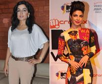 Pakistani actress Meera wants to compete with Priyanka Chopra