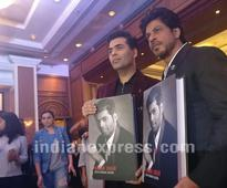 Shah Rukh Khan gave so much love to my father, I fell in love with him: Karan Johar, see pics