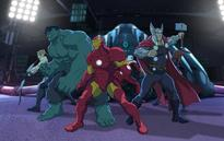 Disney XD Rolls Out Marvel's Avengers Assemble