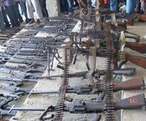 How FG can curb illegal arms importation to Nigeria