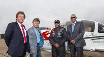 Air Djibouti And Cardiff Aviation Pilot To Become First African To Fly Solo Around The World