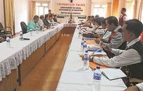 Tripartite talks on districts creation Nullify Boundary Commission UNC