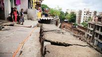 Construction activity threatens existence of Ghatkopar hilltop colony