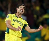 Starc to seek tips from Johnson for Sri Lanka tour