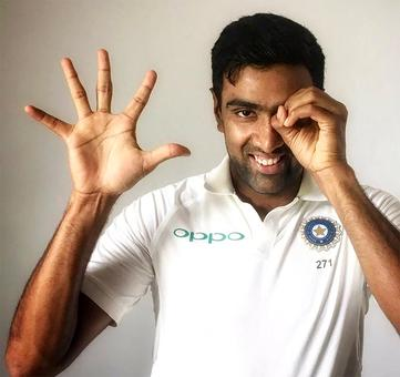 Ashwin 49 going on 50: All the Numbers