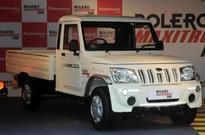 M&M launches Bolero Maxi Truck Plus in Gujarat