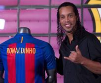 Brazil Football Legend Ronaldinho to Visit Pakistan