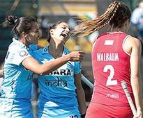 Indian enter quarters of HWL Semi-Final