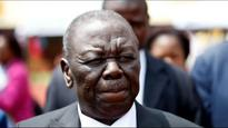 Zimbabwe's opposition leader Morgan Tsvangirai says time for 'new hands' to lead