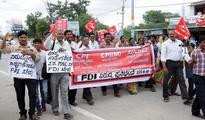 Left parties oppose 100 per cent FDI