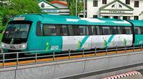 Kochi Metro marks 80 kmph speed in trial run