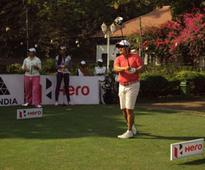 Smriti Mehra leads in Hero Women's Golf