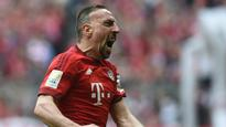 Bundesliga: Franck Ribery keeps Bayern on course for title