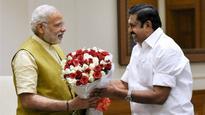 Release drought relief funds: TN CM Palaniswami urges PM Modi