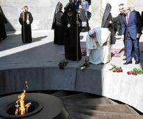 Armenia expects wider recognition of 'genocide' after German vote, pope's remarks