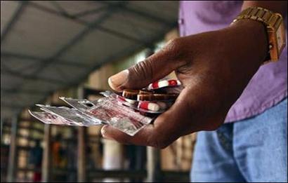 Government crackdown on misuse of antibiotics