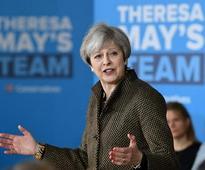 'Theresa ke saath': Conservatives try to woo British
