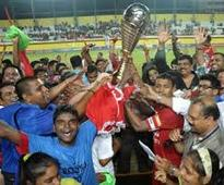 Football: Churchill emerge I-League champions for the second time