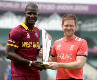 World T20: Rampant West Indies take on resurgent England in final