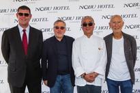 Ground breaking ceremony for Nobu Hotel, Chicago