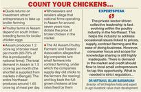Poultry industry feels the heat