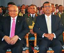 Ex-foes Nasheed, Gayoom join hands to unseat Yameen