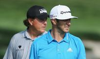 Dustin Johnson doesn't want to be paired with Phil Mickelson at the Ryder Cup