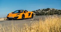 McLaren to produce 50 Anniversary editions of 12C and 50 of 12C Spider