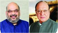 Design or chance? Amit Shah, Shankersinh Vaghela take same flight