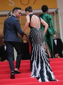 Alessandra Ambrosio, Rosie Huntington-Whiteley and Jourdan Dunn lead style stakes on Cannes red carpet