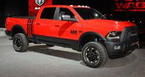 410HP Ram Power Wagon Stands Tall In Chicago
