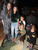 Philistine! North West prefers cat toy to the Broadway musical
