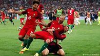 Portugal win on penalties