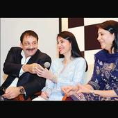 Just be strong: Sanjay Dutt