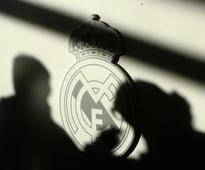 Christian cross dropped from Real Madrid logo in Middle East clothing deal